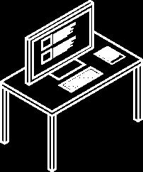 Ilustrace stolu